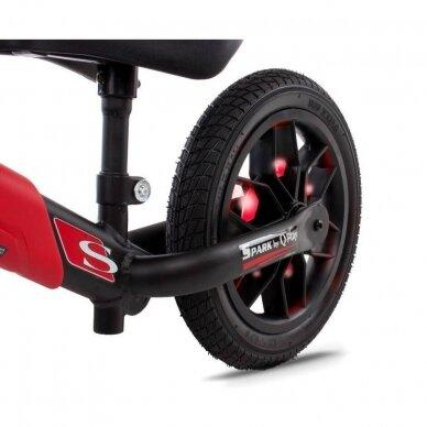Balansinis dviratukas  SUN BABY SPARK šviečiančiais ratais 4