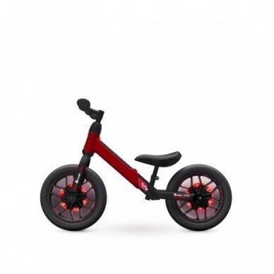 Balansinis dviratukas  SUN BABY SPARK šviečiančiais ratais 5