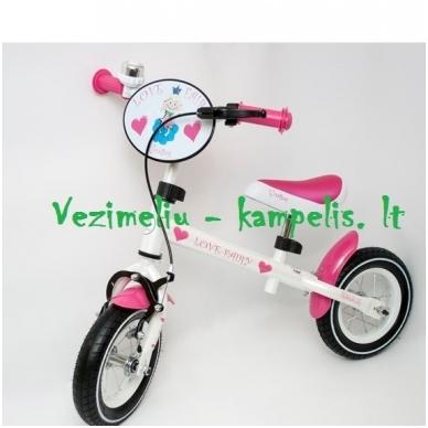 Balansinis dviratukas Tomabike