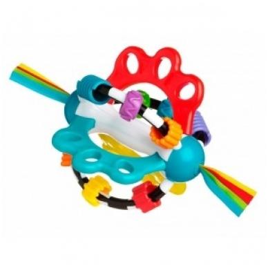 Погремушка-Playgro-Мячик