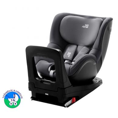 Automobilinė kėdutė BRITAX DUALFIX M i-SIZE