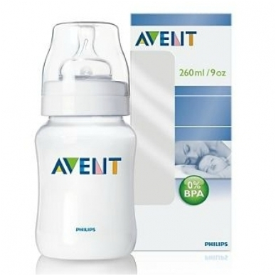 AVENT buteliukas 260 ml