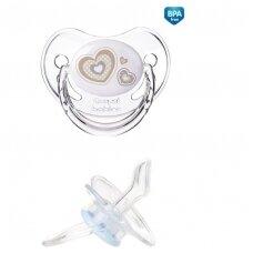 Čiulptukas Canpol  22/565 Newborn silikoninis, ortodontinis
