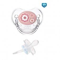 Čiulptukas Canpol 22/581 Newborn Baby silikoninis, simetrinis