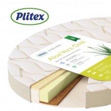 Čiužinys ovalus Plitex Aloe Vera Oval