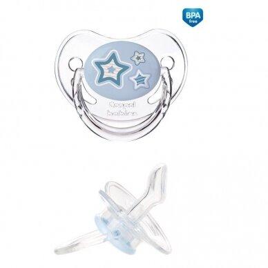 Čiulptukas Canpol  22/567 Newborn silikoninis, ortodontinis