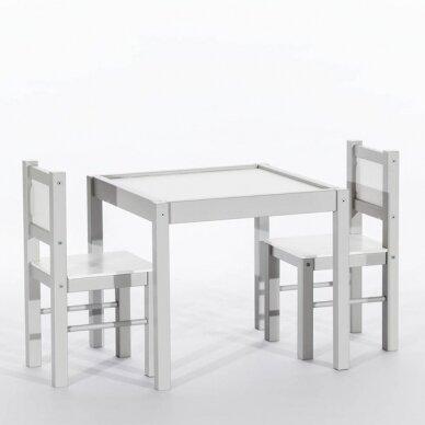 Drewex Staliukas su 2 kėdutėmis 2