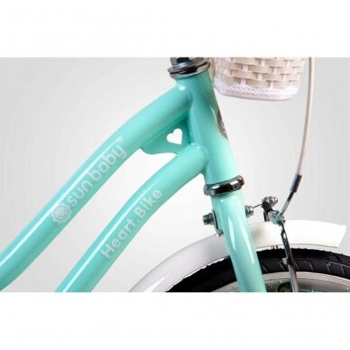 """Велосипед HEART BIKE-14"""" Mint 3"""