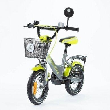 Велосмпед TOMABIKE PLAT-XX-1201-Green 3