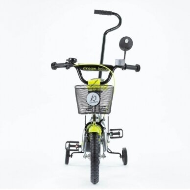 Велосмпед TOMABIKE PLAT-XX-1201-Green 2