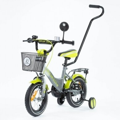 Велосмпед TOMABIKE PLAT-XX-1201-Green