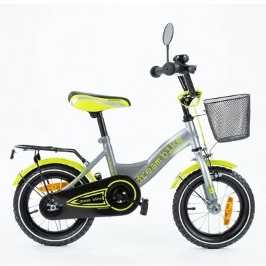 Велосмпед TOMABIKE PLAT-XX-1201-Green 4