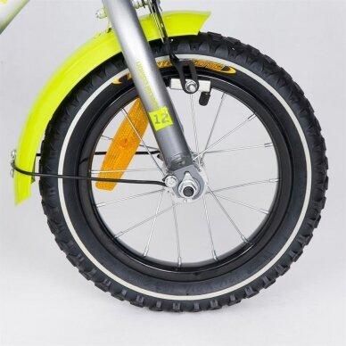 Велосмпед TOMABIKE PLAT-XX-1201-Green 6