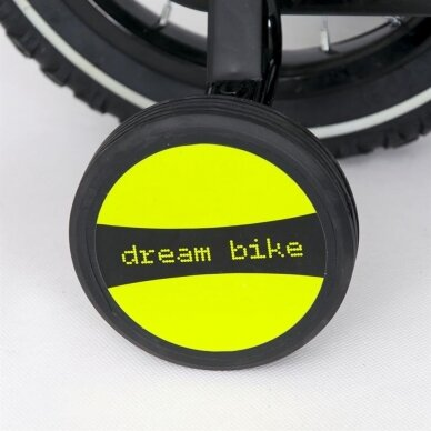 Велосмпед TOMABIKE PLAT-XX-1201-Green 7