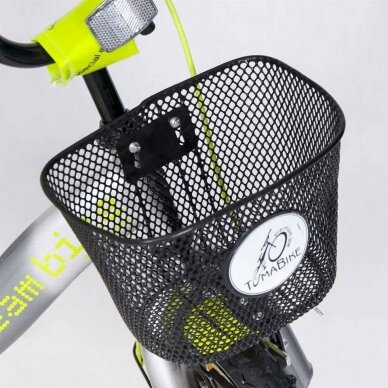 Велосмпед TOMABIKE PLAT-XX-1201-Green 8