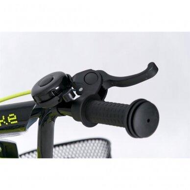 Велосмпед TOMABIKE PLAT-XX-1201-Green 11