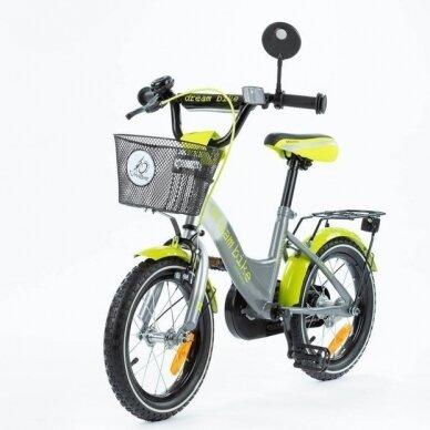 Велосмпед TOMABIKE PLAT-XX-1401-Green 5