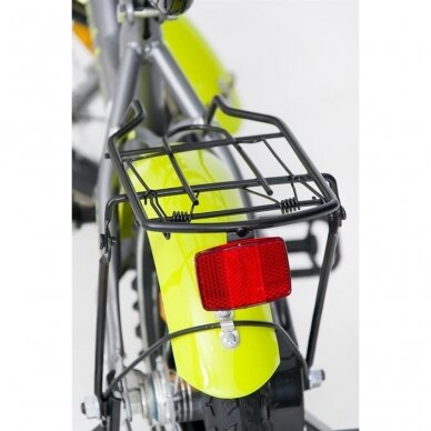 Велосмпед TOMABIKE PLAT-XX-1401-Green 14