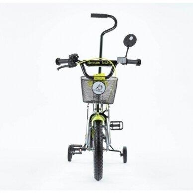 Велосмпед TOMABIKE PLAT-XX-1401-Green 2