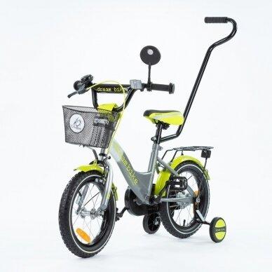 Велосмпед TOMABIKE PLAT-XX-1401-Green