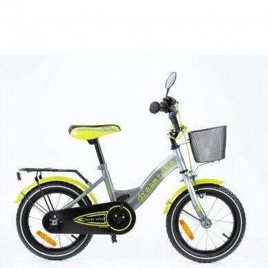 Велосмпед TOMABIKE PLAT-XX-1401-Green 4