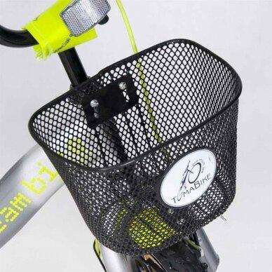 Велосмпед TOMABIKE PLAT-XX-1401-Green 8