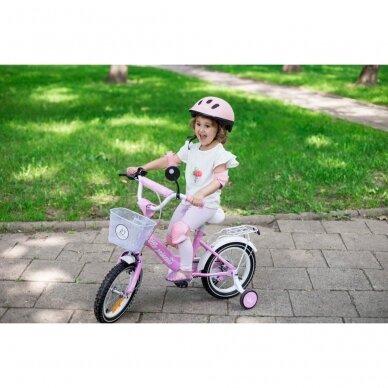 Велосмпед TOMABIKE PLAT-XX-1401-Pink 10