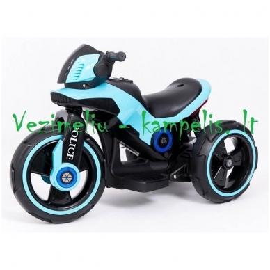 Электромотоцикл Elgrom SW-0198A 8