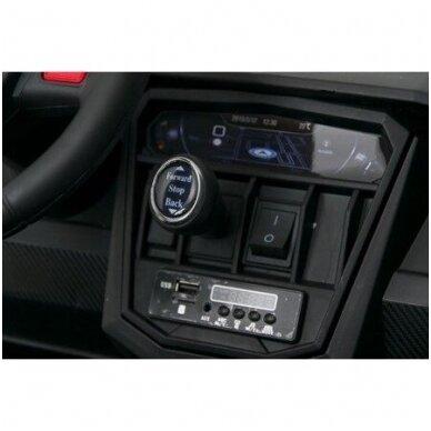 Електромобиль  WXE7988 4WD White с дистанционным управлением 11