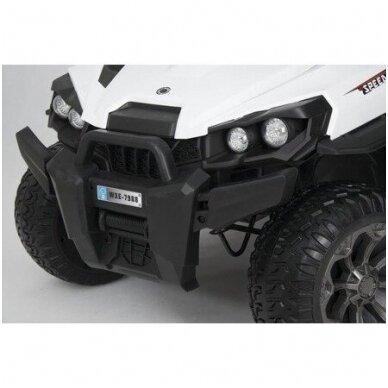 Електромобиль  WXE7988 4WD White с дистанционным управлением 2