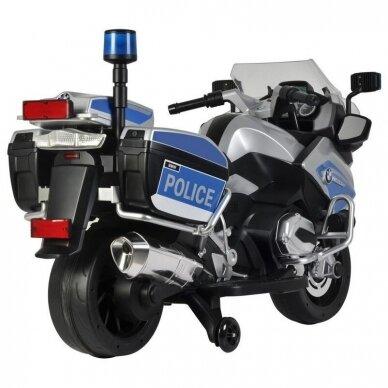 Elektromotociklas BMW Police Motоbaike 12V Z212 2
