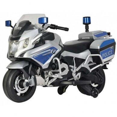 Elektromotociklas BMW Police Motоbaike 12V Z212 3