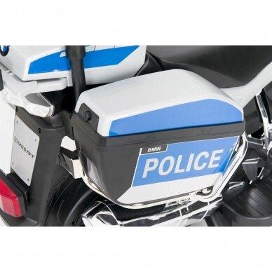 Elektromotociklas BMW Police Motоbaike 12V Z212 6