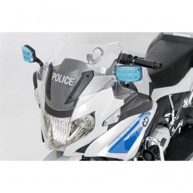 Elektromotociklas BMW Police Motоbaike 12V Z212 7