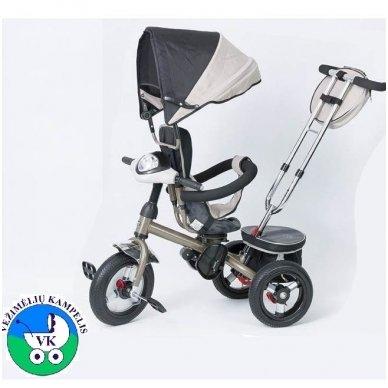 Трехколесный велосипед Elgrom LITTLE TIGER AIR-1 11