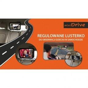 Зеркало контроля за ребёнком в автомобиле MiniDrive