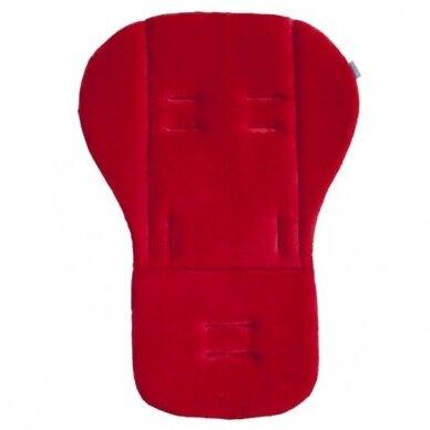 Вкладка универсальная BabyMatex MORIS Red