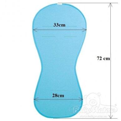 Вкладка универсальная BabyMatex PADDI Blue 4