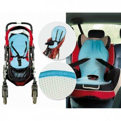 Вкладка универсальная BabyMatex PADDI Blue 2