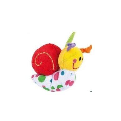 Karuselė muzikinė su minkštais žaisliukais Canpol 2/984 6