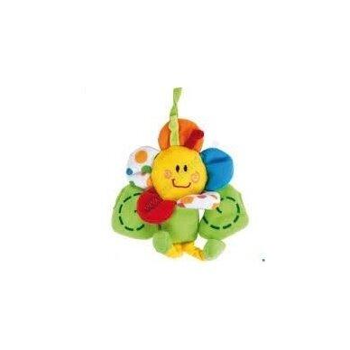 Karuselė muzikinė su minkštais žaisliukais Canpol 2/984 3