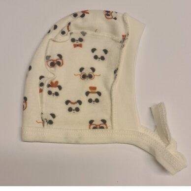 Шапочка -швы плоские наружние 56-68 2
