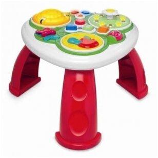 Интерактивный Развивающий Столик Музыкальный CHICCO 60083