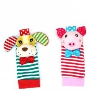 Носочки с игрушками 21-038
