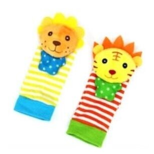Носочки с игрушками 21-034