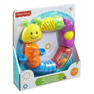 Игрушка Fisher Price Гусеница,W9834