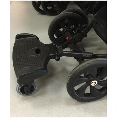 Laiptelis vežimėliui antram vaikui Baby Broard 5