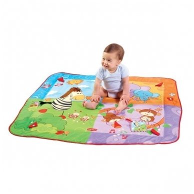Lavinamasis kilimėlis Tiny Love Move & Play 4