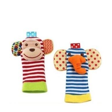 Lavinamosios kojinytės su žaisliukais 21-037