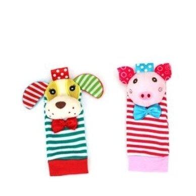 Lavinamosios kojinytės su žaisliukais 21-038